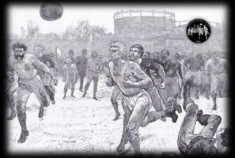 il calcio arriva a Londra
